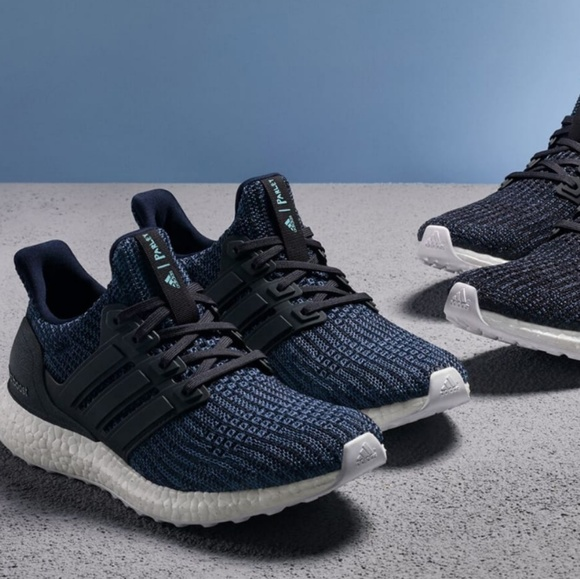 the latest 0d53a 3509d NWB Adidas Ultraboost Parley Legend Ink